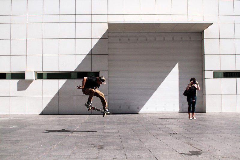 IDNT-clothing-MACBA-BARCELONA-skateboarding-brand